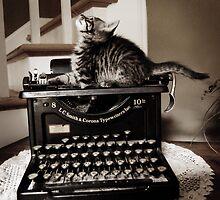 Little Writer by Kaeldra