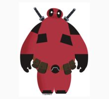 Deadpool Baymax 2 Kids Clothes