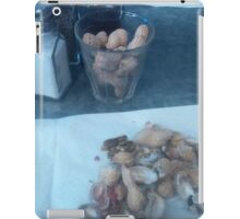 Peanuts for lunch iPad Case/Skin
