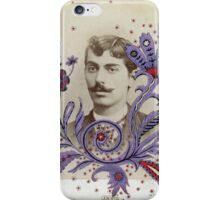 The Enchanted Cravat iPhone Case/Skin