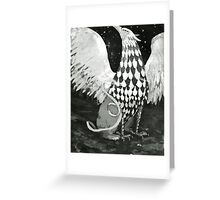 Gryphon Greeting Card