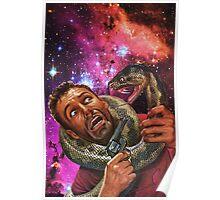 My anaconda don't want none Poster