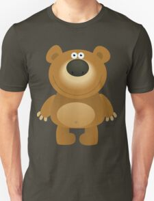 Friendly big bear Unisex T-Shirt