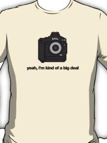 8 bit Pro DSLR Big Deal T-Shirt