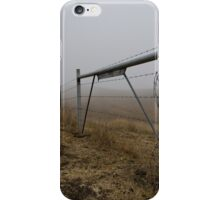 Barbed Wire Fog iPhone Case/Skin