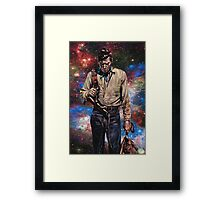 The man from Carson city Framed Print