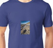 Hearts on the Beach, Llantwit Major, Wales. UK Unisex T-Shirt