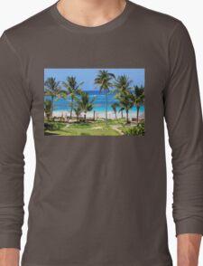 Isla Mujeres Beach Mexico Long Sleeve T-Shirt