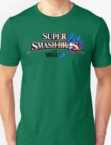 Super Smash Bros WiiU T-Shirt