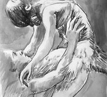 ballet #3 by Loui  Jover