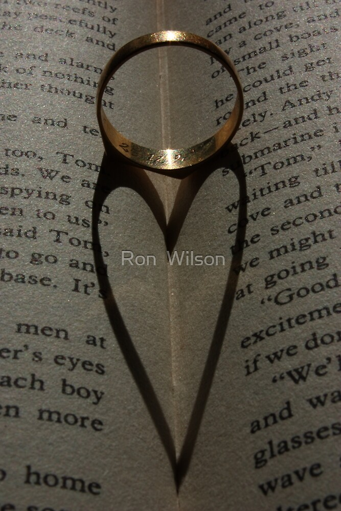 Ring by Ron  Wilson