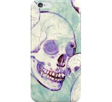 Keeping it Skully iPhone Case/Skin