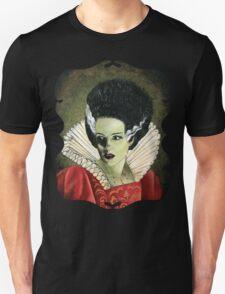 Renaissance Bride of Frankenstein T-Shirt