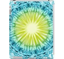 Abstract Smoke Mandala iPad Case/Skin