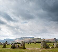 Castlerigg Stone Circle by Chris Tarling