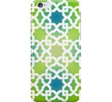 Geometric Pattern - Oriental Design  iPhone Case/Skin