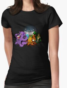 Deep Sea Ghost Stories Womens Fitted T-Shirt