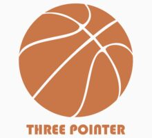 Three Pointer Baby Tee