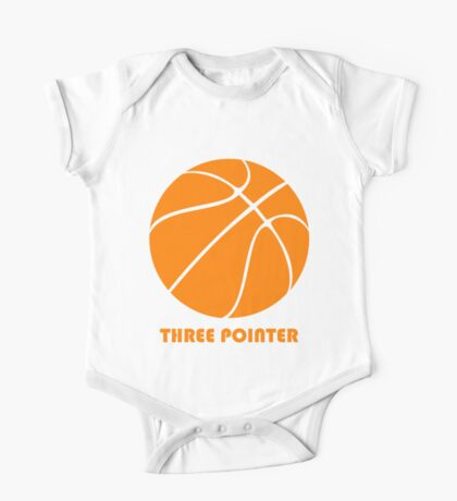 Three Pointer One Piece - Short Sleeve