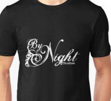 By Night Studios - White Logo  Unisex T-Shirt