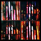 Cave Spirits Collage by Mystikka