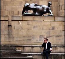 Life Imitates Art In Leeds by Jazzdenski