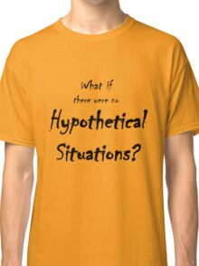 What if...? Classic T-Shirt