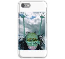#713  Reach For The Sky iPhone Case/Skin