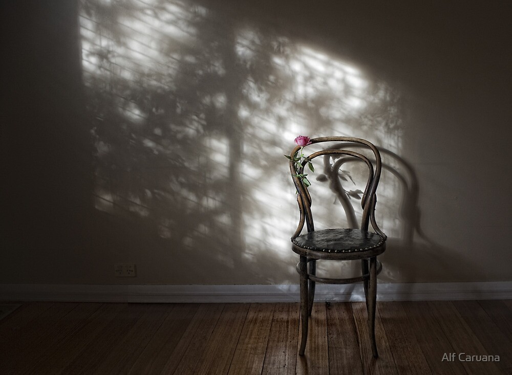 The Empty Chair by Alf Caruana
