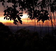 Rising Sun by JimMcleod