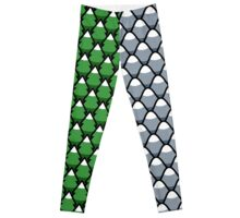 Forest and Mountains patterns Leggings