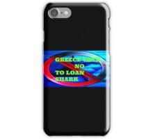LOAN SHARK iPhone Case/Skin