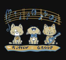 Cute singing kittens Kids Clothes