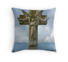 Waverley Cemetery Throw Pillow