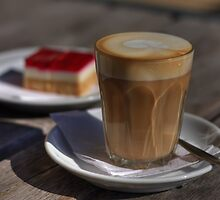 Latte by Madhusudan