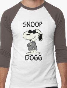 Snoop Dogg  Men's Baseball ¾ T-Shirt