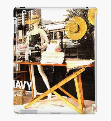 Summer at the Army and Navy  iPad Case/Skin