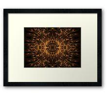 Fractal 46 Framed Print
