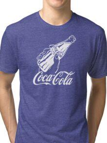 COCA COLA 10 Tri-blend T-Shirt