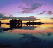 Midnight Midsummer by Alan Hogan