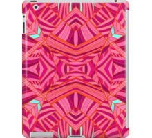 Mostly Pinks Geo Pattern iPad Case/Skin