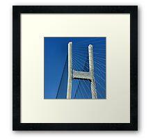 Phu My Bridge  Framed Print