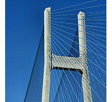 Phu My Bridge  Photographic Print