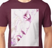 The Face of David Unisex T-Shirt