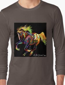 Starburst Pony  Long Sleeve T-Shirt