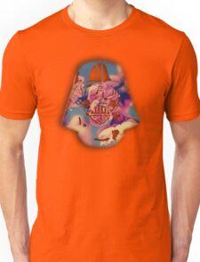 Darth vader flower Unisex T-Shirt