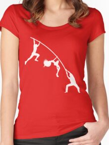 Bamboo Fun Women's Fitted Scoop T-Shirt