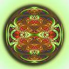 Mandala by Ineke-2010