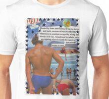 Hell On A Tropical Island Unisex T-Shirt