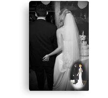 This Years Cake Topper Theme Metal Print